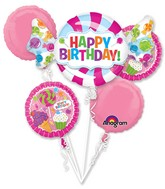 Candies Party Balloon Bouquet