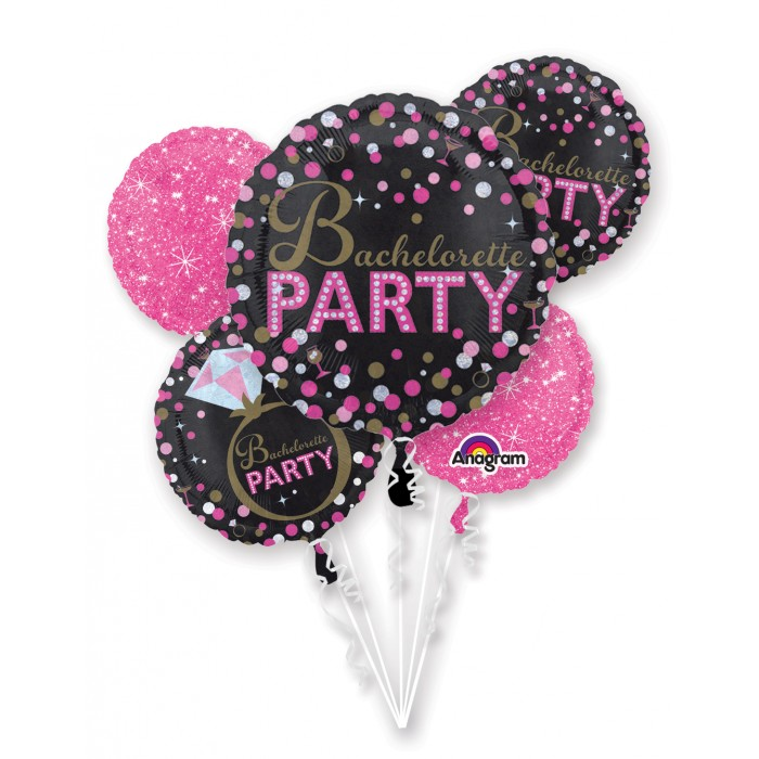 Bachelorette Party Balloon Bouquet