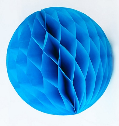Honeycomb - Blue