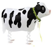 Cow Walking Pet Balloon お散歩も~ちゃん