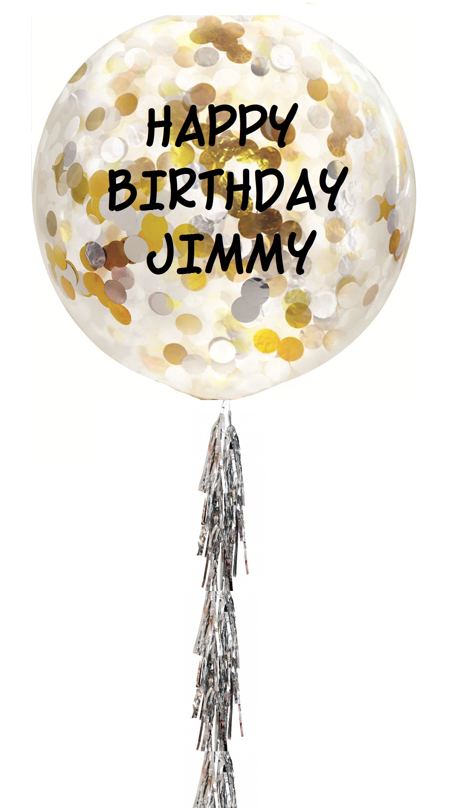 Jumbo latex balloons