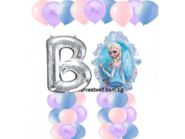 Frozen Balloon Value Package