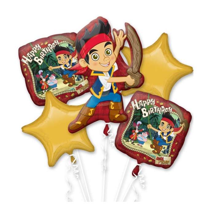 Jake and The Neverland Pirates Balloon Package