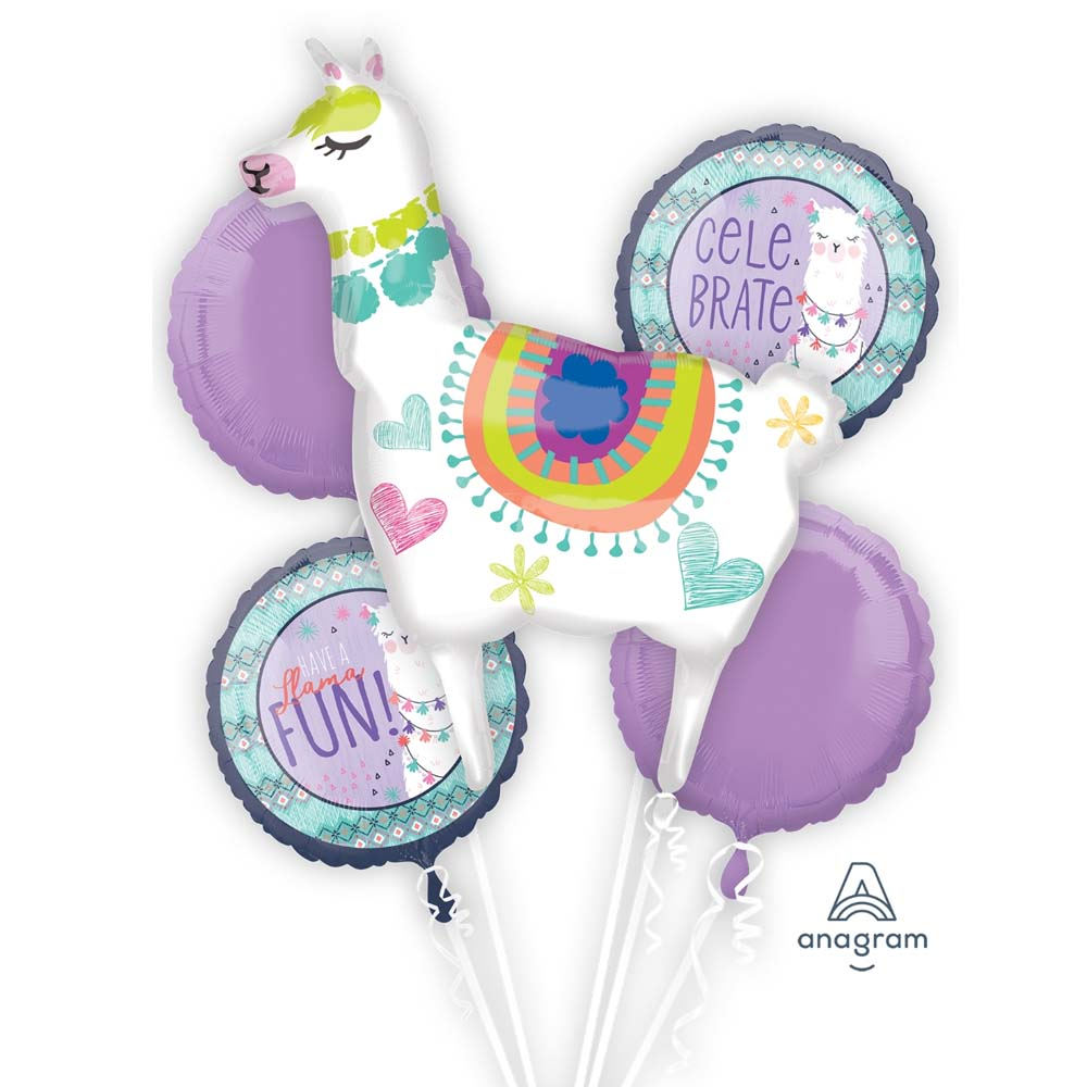 Llama Fun Balloon Package