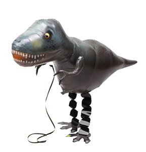 Mighty T-Rex Walking Pet Balloon お散歩 T-REX