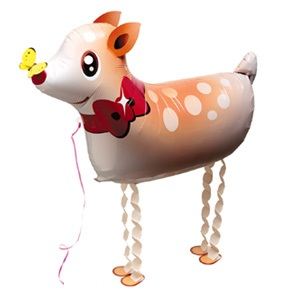 Deer Walking Pet Balloon お散歩子鹿