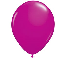 Pearl Wild Berry Helium Latex Balloon