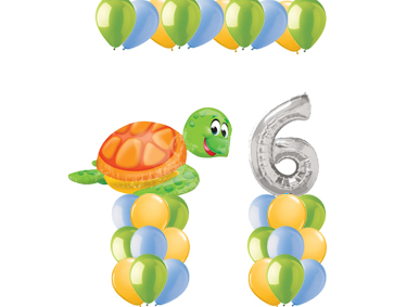 Sea Creatures Balloon Value Package